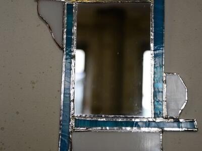 Tiffanytechnik bie der Glaserei Kador